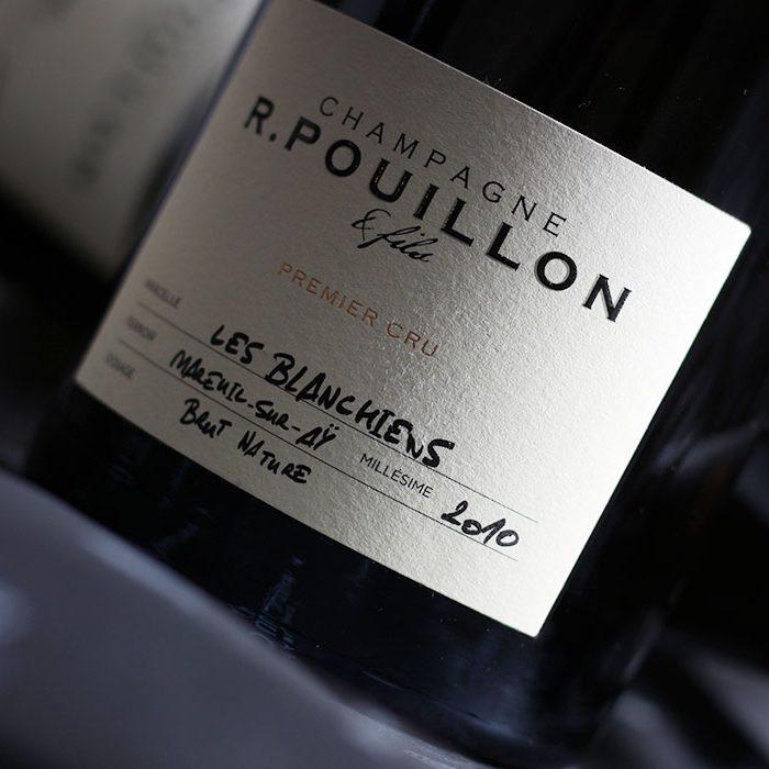 Champagne R.POUILLON & Fils - Les Blanchiens Brut Nature