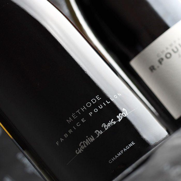 Champagne R.POUILLON & Fils - Chemin Du Bois Extra-Brut