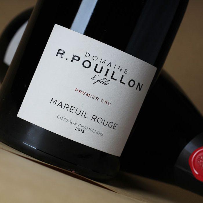 Champagne R.POUILLON & Fils - Coteaux Champenois Rouge