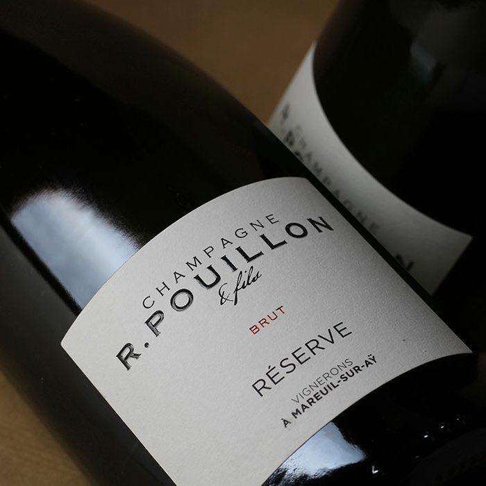 Champagne R.POUILLON & Fils - Réserve Brut