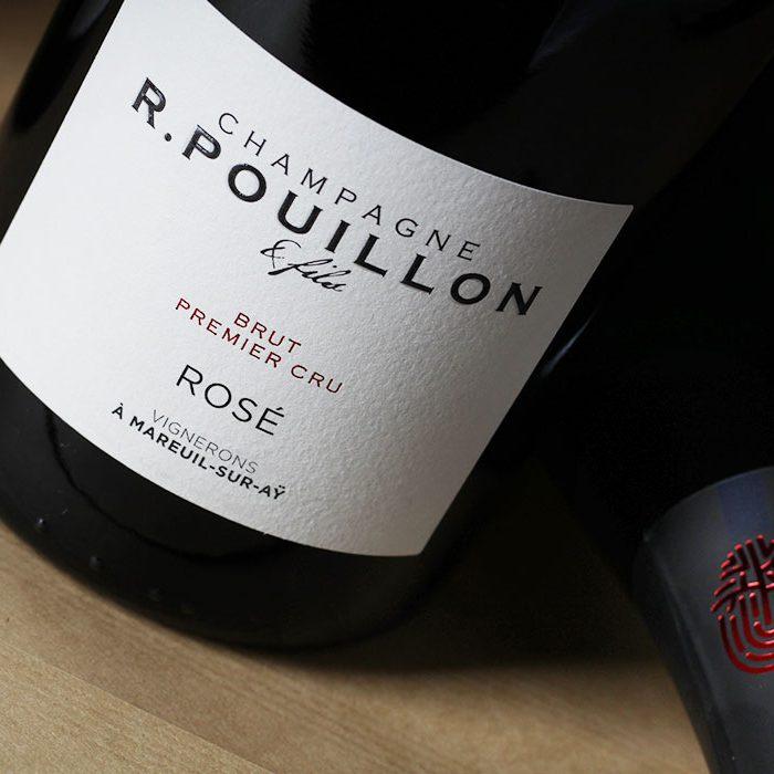 Champagne R.POUILLON & Fils - Rosé Brut