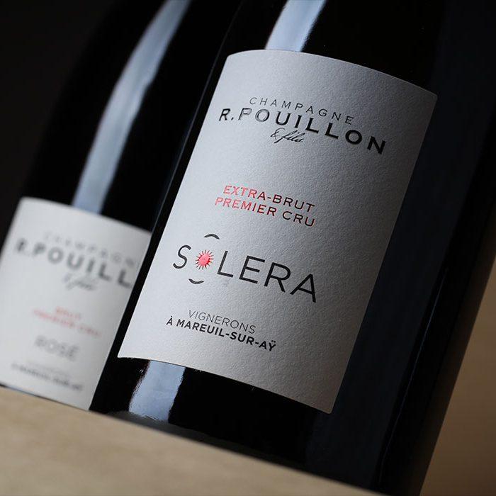 Champagne R.POUILLON & Fils - Solera Extra-brut
