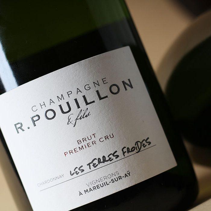 Champagne R.POUILLON & Fils - Les Terres Froides Extra-Brut