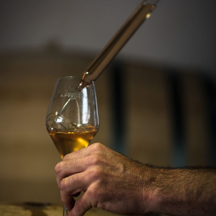 Champagne R.POUILLON & Fils - Coteaux Champenois Blanc