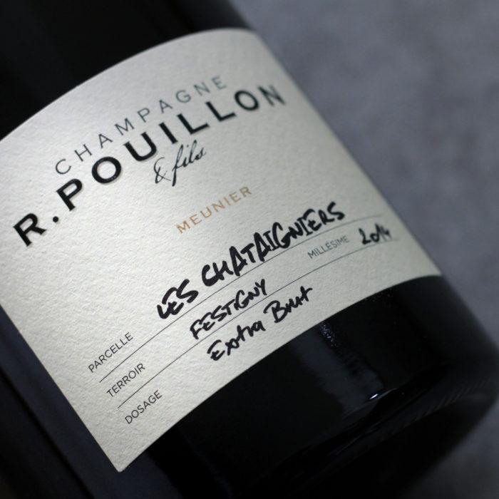 Champagne R.POUILLON & Fils - Les Châtaigniers Extra Brut