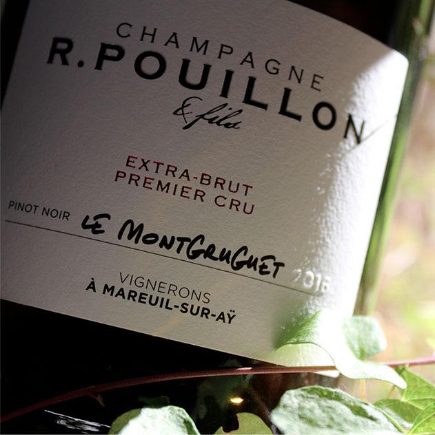 Champagne R.POUILLON & Fils - Le MontGruguet Extra Brut
